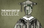 What causes the high cost of college?