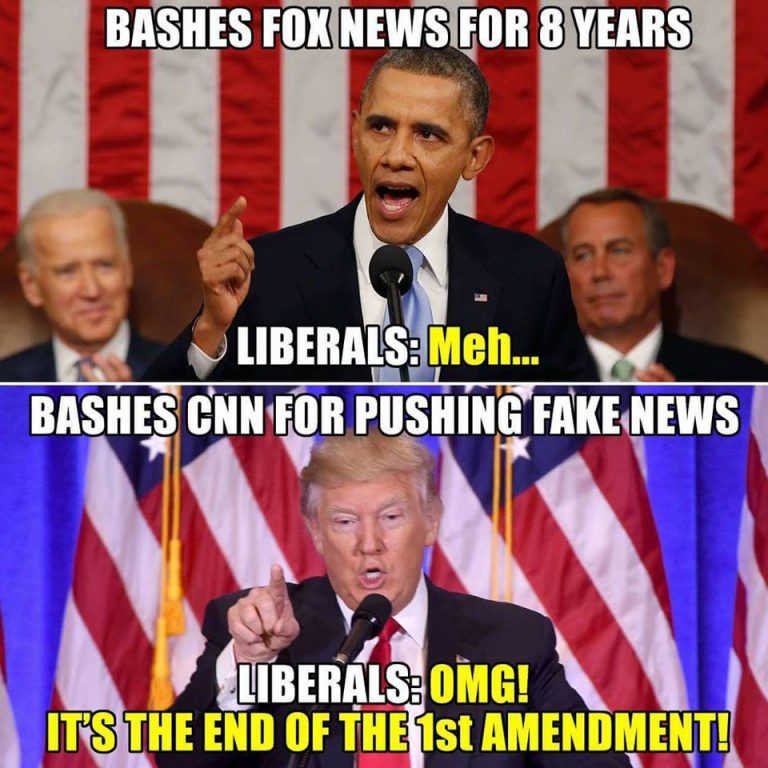 """A Fake Constitutional Crisis, and Considering """"Fake News"""""""