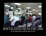 Socialized medicine?